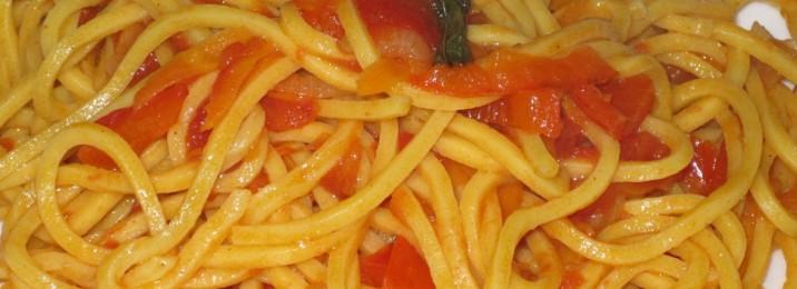 spaghetti-alla-chitarra- primavera